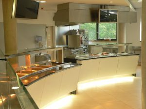 After-Sale-Service Großküchenplanung