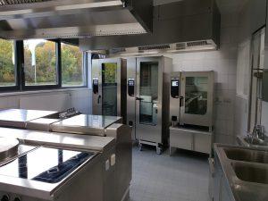 Hygienerichtlinien in der Großküchenplanung