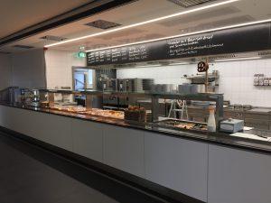 Kantinen Großküchen