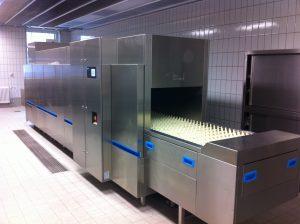 Sanierung Küchenanlage Bundeswehr