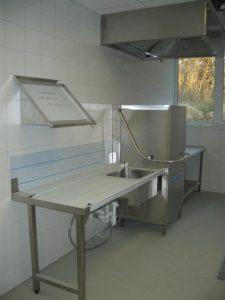Seniorenpflegeheim Langenstein  Küche