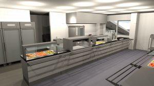 HERMES 3D Küchenplanung