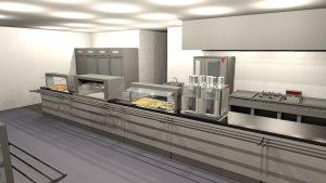 HERMES Großküchenplanung