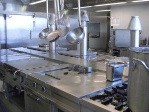 Großküche für Pflegeheime