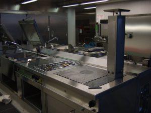 Großküchen für Restaurants